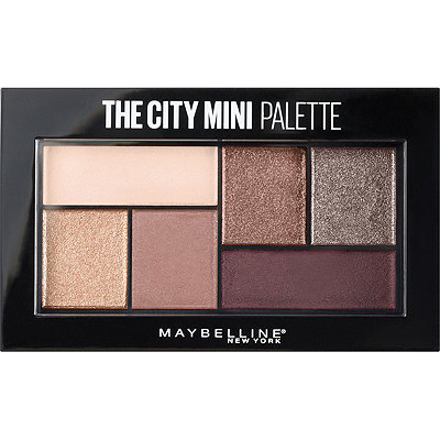 Maybelline - The City Mini Palette Chill Brunch Neutrals