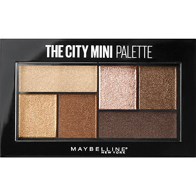 Maybelline - The City Mini Palette Rooftop Bronzes