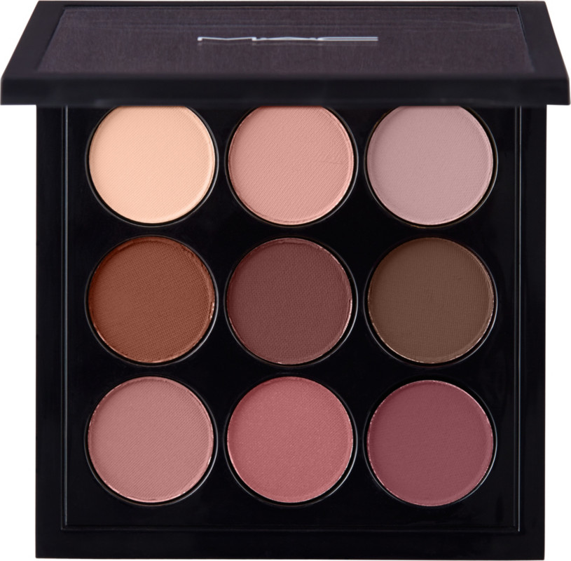 Ulta Beauty - MAC Eyeshadow X 9 - Burgundy Times Nine