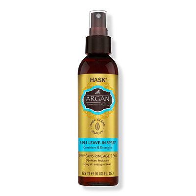 Hask - Argan Oil 5-in-1 Leave-In Spray