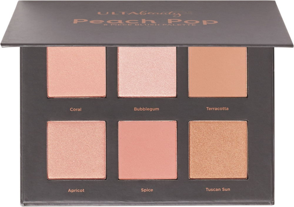 Ulta Beauty - ULTA Peach Pop Blush Palette