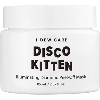 I Dew Care - Disco Kitten Illuminating Diamond Peel-Off Mask