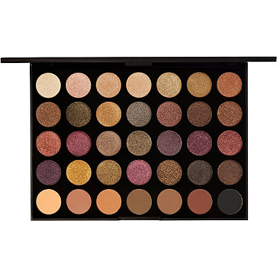 Morphe - 35F Fall into Frost Eyeshadow Palette