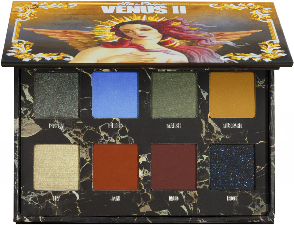 Lime Crime - Lime Crime Venus II Pressed Powder Palette