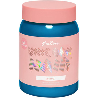 Lime Crime - Unicorn Hair Semi-Permanent Hair Color Full Coverage