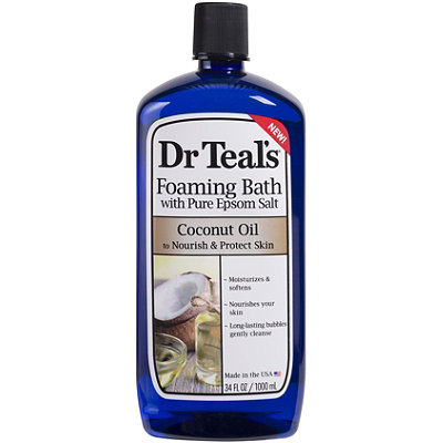 Dr Teal'S Coconut Oil Foaming Bath