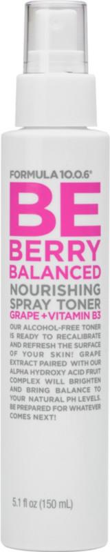 Formula 10.0.6 - Be Berry Balanced Grape + Vitamin B3 Nourishing Spray Toner