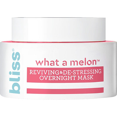 Bliss - What A Melon Overnight Mask