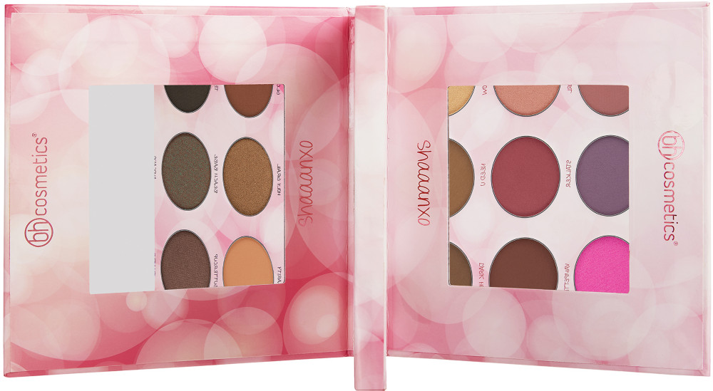 BH Cosmetics - BH Cosmetics Shaaanxo The Remix- 18 Color Shadow Palette
