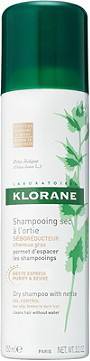 Klorane - Dry Shampoo with Nettle Natural Tint