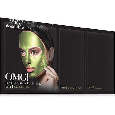 Double Dare - OMG! Platinum Facial Mask Kit