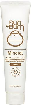 Sun Bum - Sun Bum Mineral Sunscreen Face Tint SPF 30