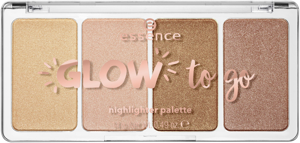 Ulta Beauty - Essence Glow To Go Highlighter Palette