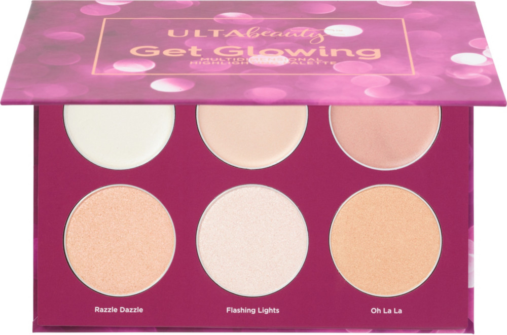 Ulta Beauty - ULTA Get Glowing Highlighting Palette | Ulta Beauty