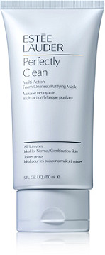 Estee Lauder - Perfectly Clean Multi-Action Foam Cleanser/Purifying Mask