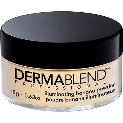Dermablend - Illuminating Banana Powder