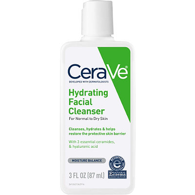 Cerave - Travel Size Hydrating Facial Cleanser