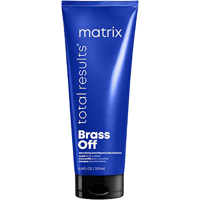 Matrix - Total Results Brass Off Custom Neutralization Hair Mask