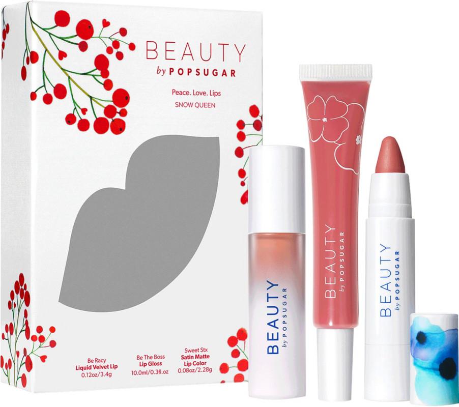 Beauty by Popsugar - Peace. Love. Lip. Kit, Snow Queen