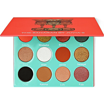 Juvia'S Place - The Saharan Eyeshadow Palette