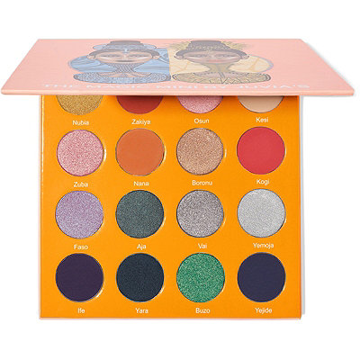 Juvia'S Place - The Magic Mini Eyeshadow Palette