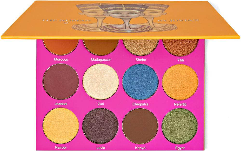 Ulta Beauty - Juvia's Place The Nubian II Eyeshadow Palette