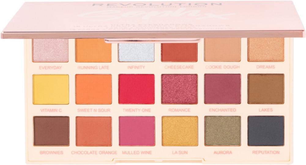 Ulta Beauty - Makeup Revolution Soph x Revolution Extra Spice Eyeshadow Palette | Ulta Beauty