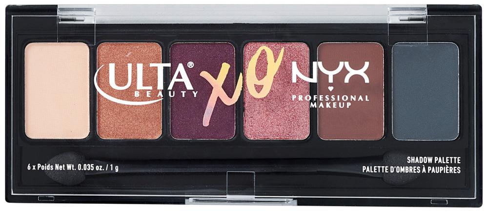 Ulta Beauty - NYX Professional Makeup FREE Full Size Eyeshadow Palette w/any $15 NYX Professional Makeup purchase   Ulta Beauty