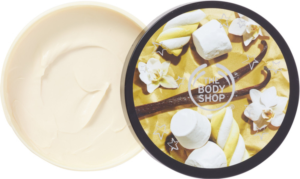The Body Shop The Body Shop Online Only Vanilla Marshmallow Body Butter