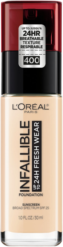 Ulta Beauty - L'Oréal Infallible Fresh Wear 24HR Foundation | Ulta Beauty