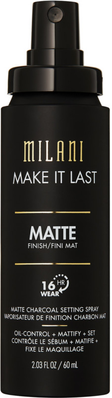 Ulta Beauty - Milani Make it Last Matte Charcoal Setting Spray | Ulta Beauty