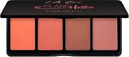 L.a. Girl - L.A. Girl Island Hottie Blush Palette