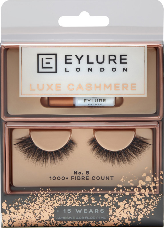 Eylure - Eylure Luxe Cashmere No. 6 Lashes