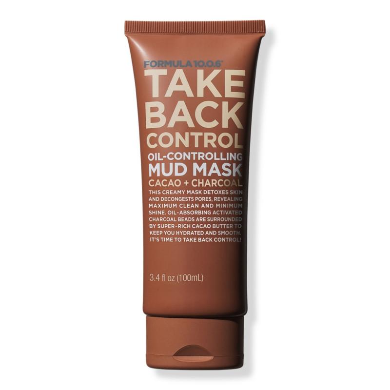 Formula 10.0.6 - Take Back Control Oil-Controlling Mud Mask