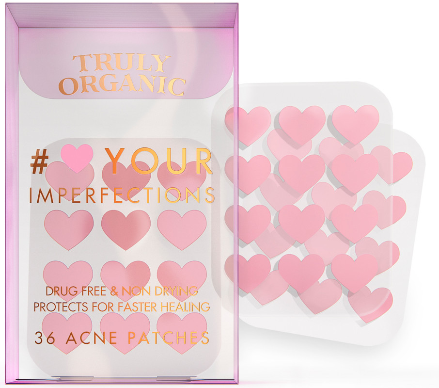 Truly Organic - Blemish Treatment Acne Patches