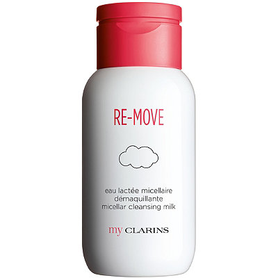 my CLARINS - RE-MOVE Micellar Cleansing Milk