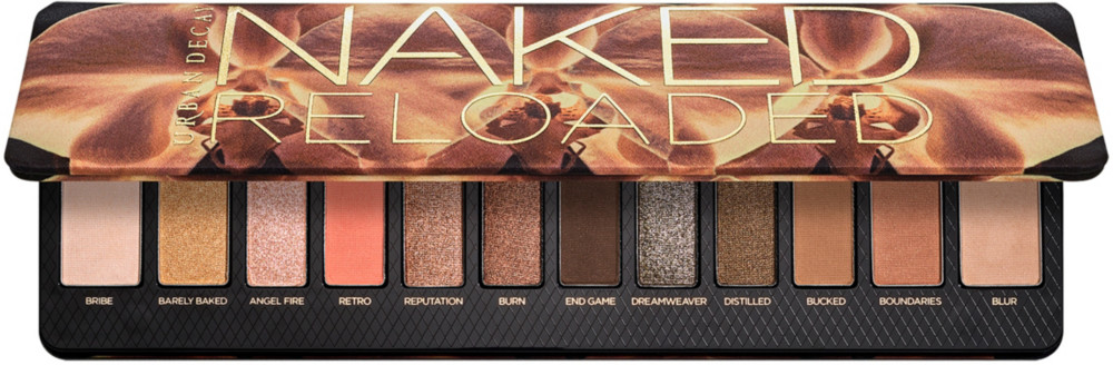 Urban Decay - Urban Decay Cosmetics Naked Reloaded Eyeshadow Palette