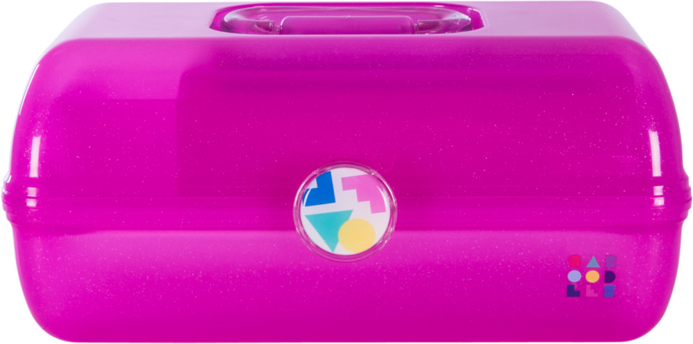 Caboodles - Pink Sparkle On The Go Girl Case