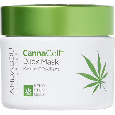 Andalou Naturals - CannaCell D.Tox Mask