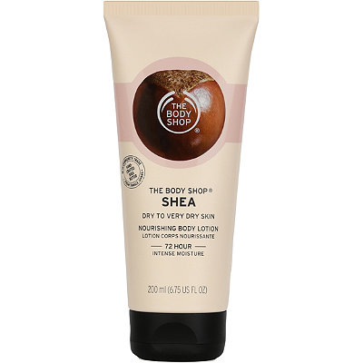 The Body Shop - Shea Nourishing Body Lotion