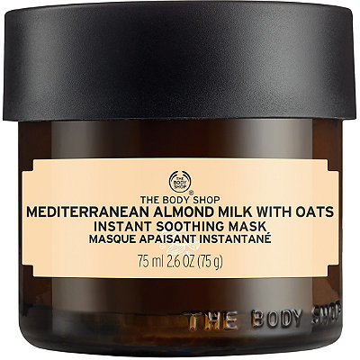 The Body Shop - Mediterranean Almond Milk With Oat Instant Soothing Mask