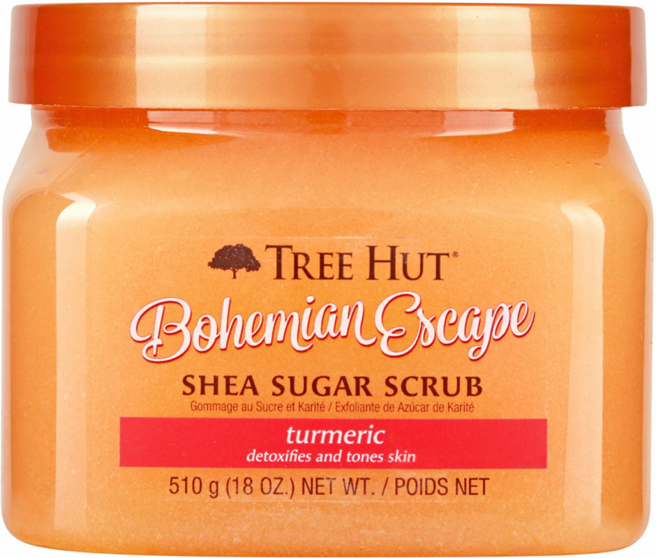 Tree Hut - Tree Hut Bohemian Escape Shea Sugar Scrub
