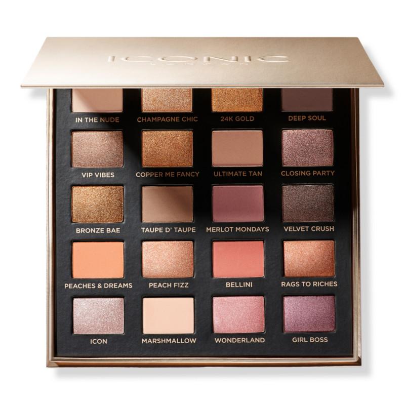 Ulta Beauty - ICONIC LONDON Day To Slay Eyeshadow Palette