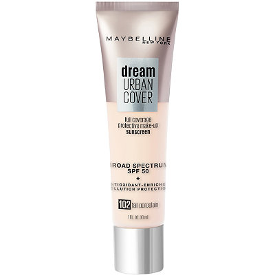 Maybelline - Dream Urban Cover Flawless Coverage Foundation SPF 50