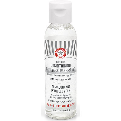 First Aid Beauty - Pure Skin Conditioning Eye Makeup Remover