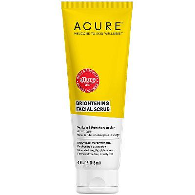 Acure - Brightening Facial Scrub