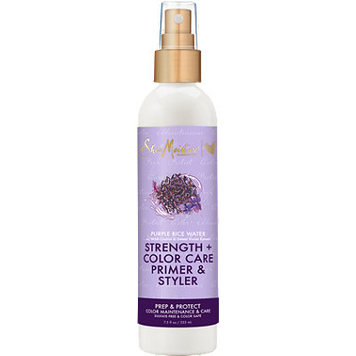 Sheamoisture - Purple Rice Water Strength + Color Care Primer & Styler
