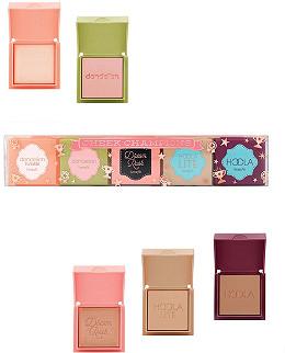 Benefit - Benefit Cosmetics Cheek Champions Mini Blush, Bronzer & Highlight Set