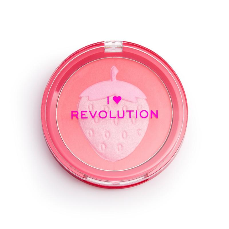 I Heart Revolution - Strawberry Fruity Blusher