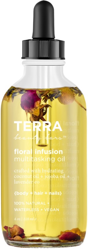 Ulta Beauty - Terra Beauty Bars Floral Infusion Multitasking Oil